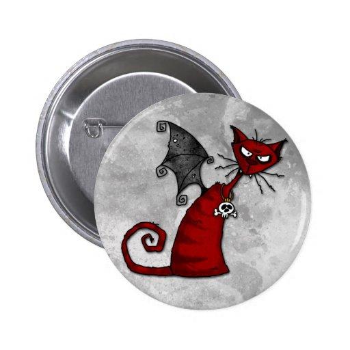 doom kitty button