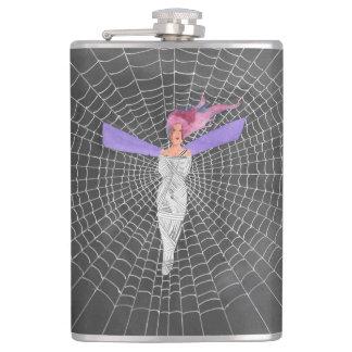 Doomed Fairy Flask