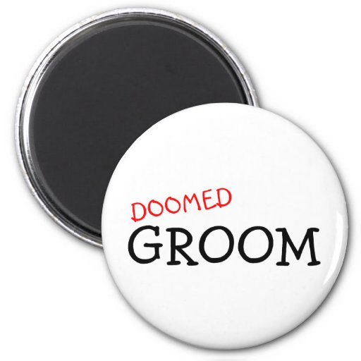Doomed Groom 2 Magnets