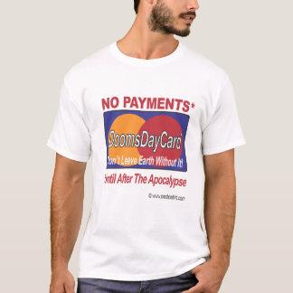 Dooms Day Card T-Shirt