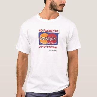 Dooms Day Credit Card T-Shirt