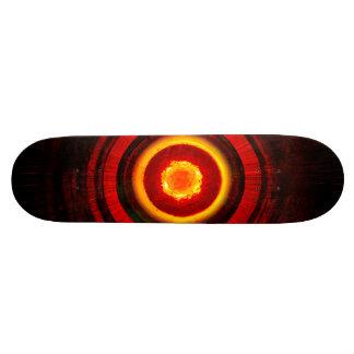 Doomsday Fire Skateboard