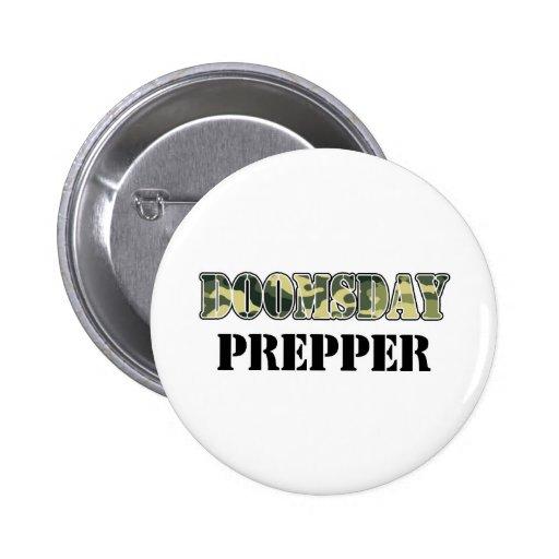 DoomsDay Prepper Pin