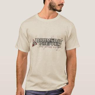 Doomsday Prepper Survivalist Zombie Apocalypse T-Shirt