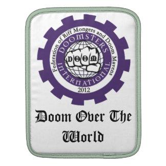 Doomsters International iPad Cover iPad Sleeves