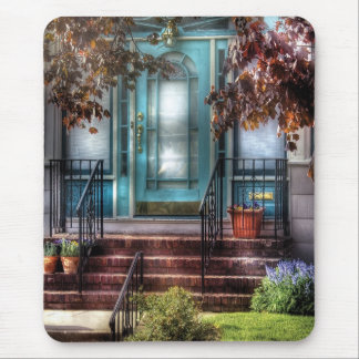 Door - Apartment Mouse Pad