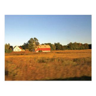 Door County Farm Postcard