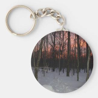 Door County Keychain