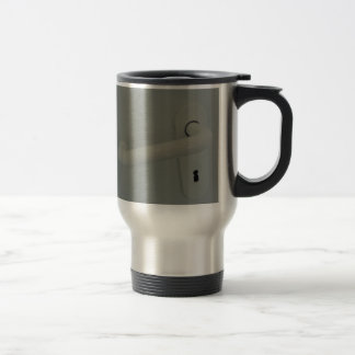 door handle travel mug