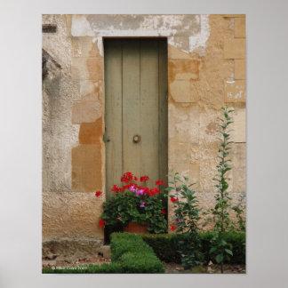 Door In Versailles Print