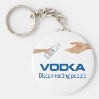 Door keys Vodka - Disconnecting people Keychain