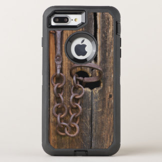 Door lock OtterBox defender iPhone 8 plus/7 plus case