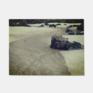Door mat Beach Saint-Martin-in-Countryside