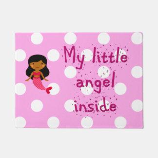 Door mat for your little angel
