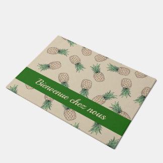 Door mat Pineapple