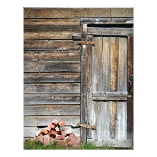 Door of Opportunity Letterhead