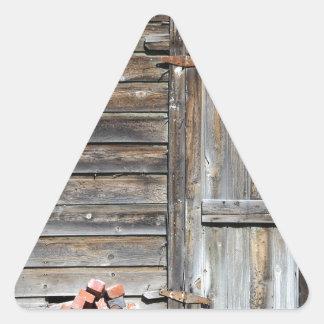 Door of Opportunity Triangle Sticker