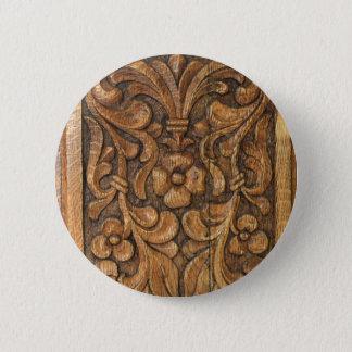 door patern 2 inch round button