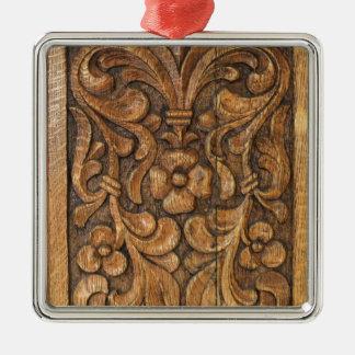 door patern metal ornament