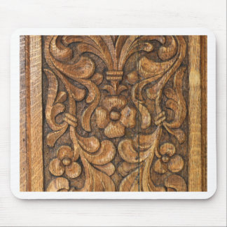 door patern mouse pad