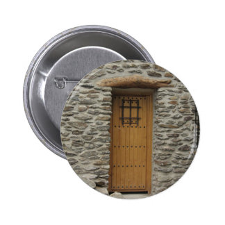 Door  Photo Round Badge 2 Inch Round Button