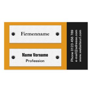 Door sign business card templates