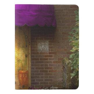 Door - The door to wonderland Extra Large Moleskine Notebook