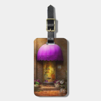 Door - The door to wonderland Luggage Tag