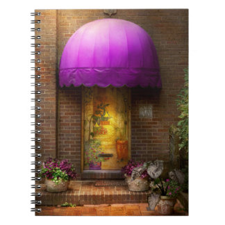 Door - The door to wonderland Notebook