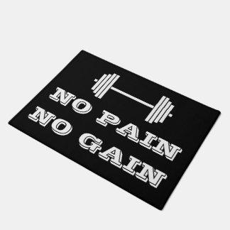 """Doormat """"nonPAIN nonGAIN """""""