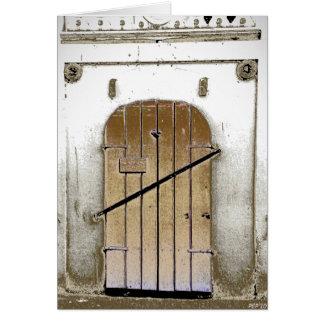 Doors #1 card