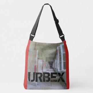 Doors and Corridors 02.1.2.T, Lost Places, Beelitz Crossbody Bag