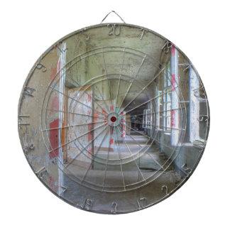 Doors and Corridors 02.1, Lost Places, Beelitz Dartboard