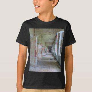Doors and Corridors 02.1, Lost Places, Beelitz T-Shirt