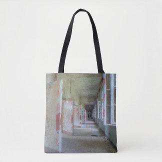 Doors and Corridors 02.1, Lost Places, Beelitz Tote Bag