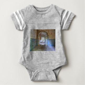 Doors and Corridors 03.0, Lost Places, Beelitz Baby Bodysuit