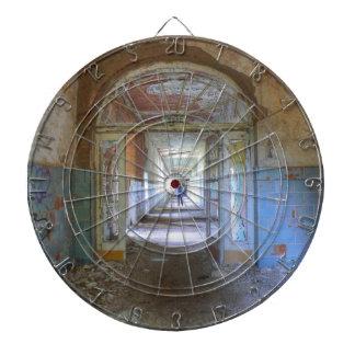 Doors and Corridors 03.0, Lost Places, Beelitz Dartboard