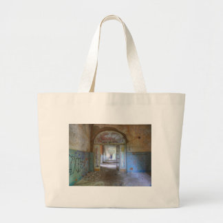 Doors and Corridors 03.0, Lost Places, Beelitz Large Tote Bag