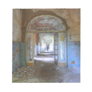 Doors and Corridors 03.0, Lost Places, Beelitz Notepad