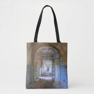 Doors and Corridors 03.0, Lost Places, Beelitz Tote Bag