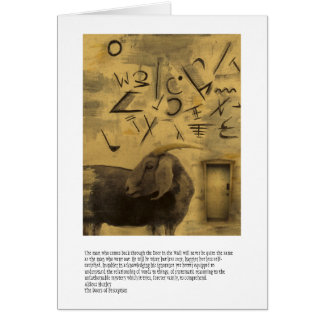 Doors Of Perception Card
