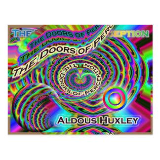 Doors of Perception postcard
