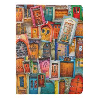 Doors of the World Moleskine Notebook- Extra Large Extra Large Moleskine Notebook
