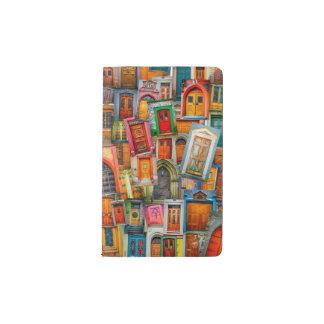 Doors of the World Pocket Moleskine Notebook