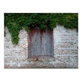 DOORS POSTCARD