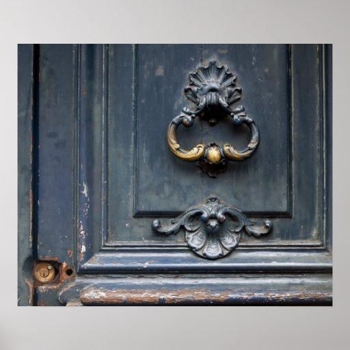 DOORS & WINDOWS 12 POSTER
