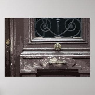 DOORS & WINDOWS 16 POSTER