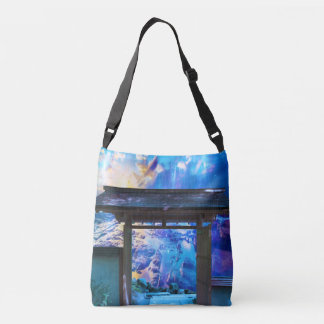 Doorway to Heaven Crossbody Bag