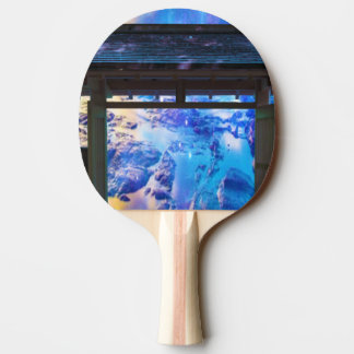 Doorway to Heaven Ping Pong Paddle