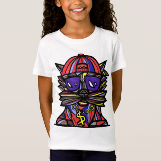 """Dope Evolution"" Girls' Fine Jersey T-Shirt"